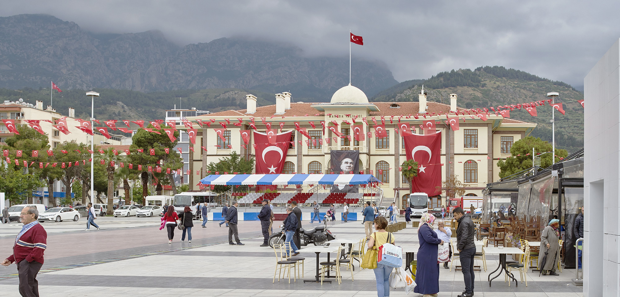 Places That Matter - Manisa, Turkey